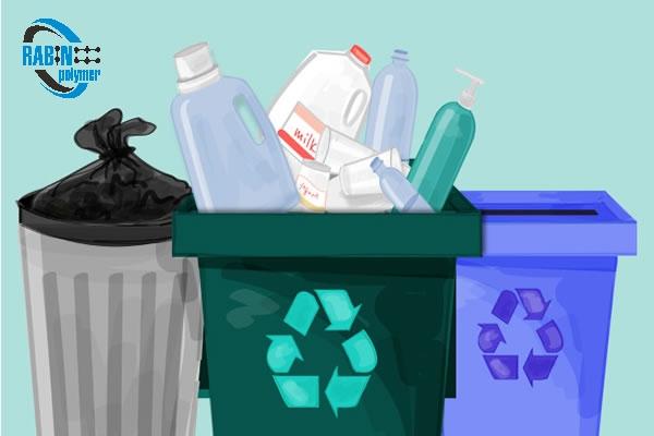 پلاستیک بازیافتی
