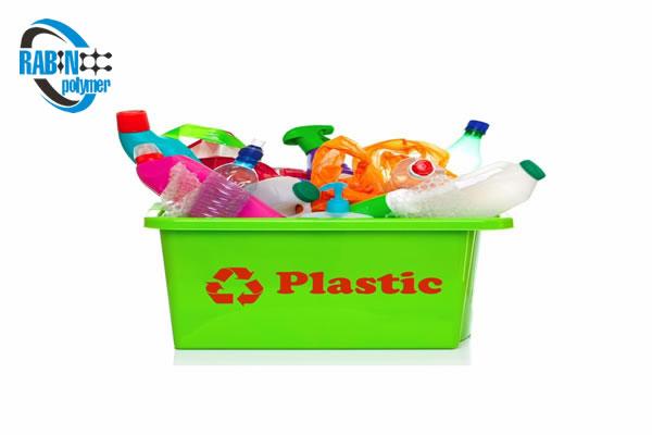 مراحل بازيافت مواد پليمري و پلاستيكي