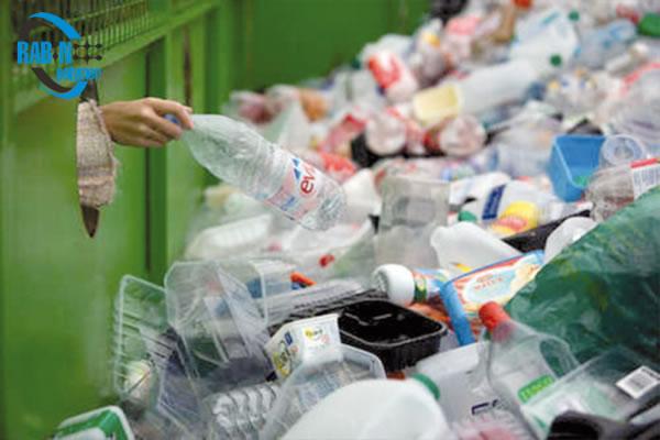 بازیافت ضایعات پلاستیکی