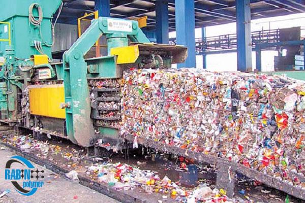 مراحل کلی بازیافت پلاستیک