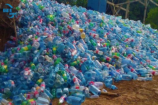 بازیافت مواد پلاستیکی