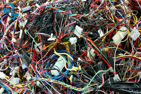 بازیافت زباله های الکترونیکی پلیمر