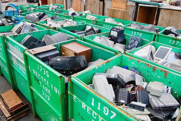 اهمیت جداسازی و بازیافت زباله های الکترونیکی پلیمر