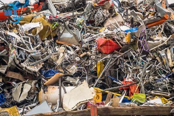 جداسازی زباله های الکترونیکی از پلیمر